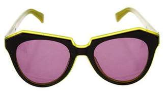 418b1ae2893 Pre-Owned at TheRealReal · Karen Walker Number One Sunglasses