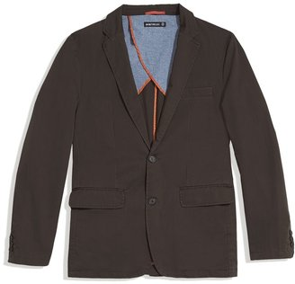 JackThreads Unconstructed Chino Blazer $99 thestylecure.com
