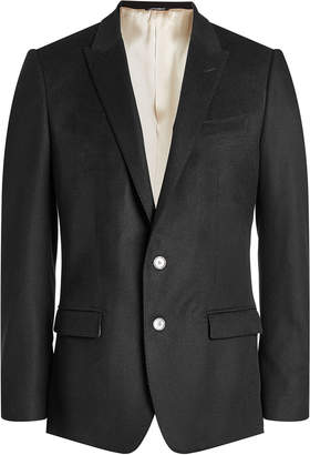 Dolce & Gabbana Blazer with Cashmere and Silk
