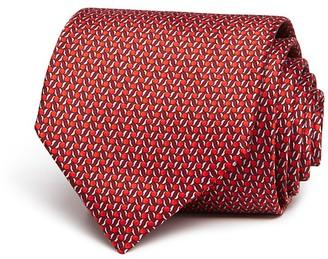 Lanvin Mesh Classic Tie $125 thestylecure.com