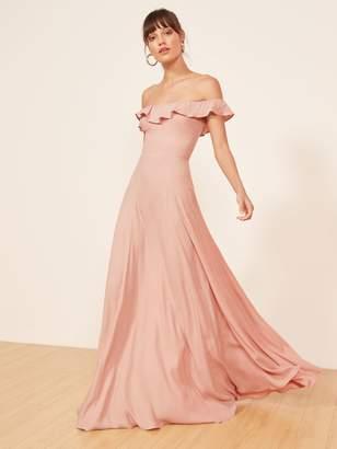 b01b0a5bb25f Reformation Petites Verbena Dress