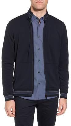 Ted Baker Collie Jersey Zip Jacket