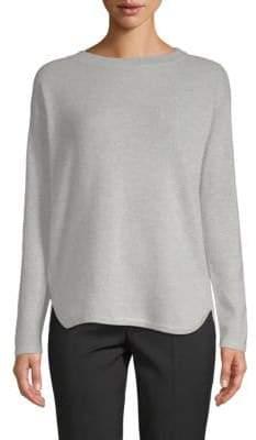 Saks Fifth Avenue Boatneck Cashmere Sweater