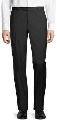 Santorelli Men's New Zealand Wool Dress Pants