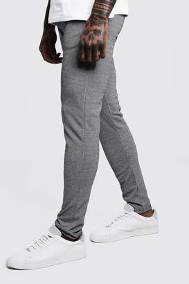 boohoo Houndstooth Skinny Fit Jogger