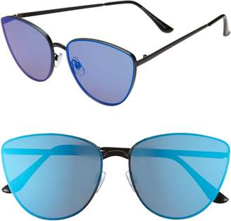 BP Rimless Cat Eye Sunglasses