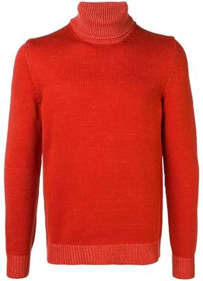 Roberto Collina roll neck jumper