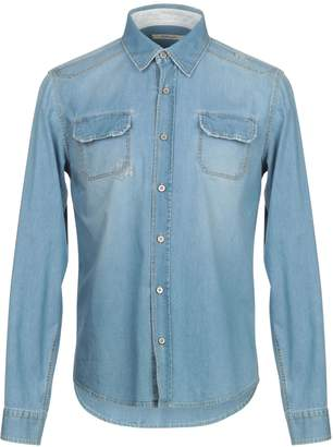 Siviglia Denim shirts - Item 42728260HK