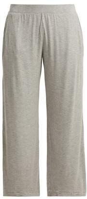 Skin - Leora Mid Rise Pyjama Trousers - Womens - Grey