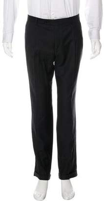 Burberry Striped Dress Pants