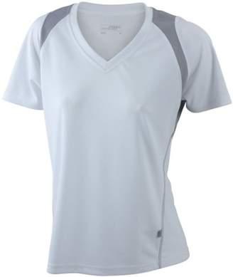 James & Nicholson Women's T-Shirt Running T - Maternity T-Shirt -(Manufacturer size: )