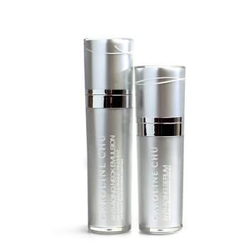 Caroline Chu Anti-Aging Kit Face Serum + Neck Emulsion