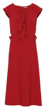 Bottega Veneta Bow midi dress