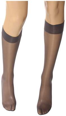 Wolford Satin Touch 20 Knee-Highs Women's Knee High Socks Shoes