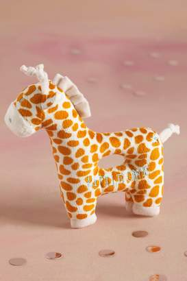 Next Giraffe Rattle - Orange