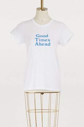 "Rag & Bone Good times"" t-shirt"