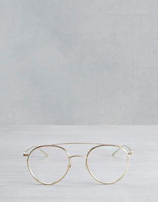 Belstaff Jagged Round Sunglasses