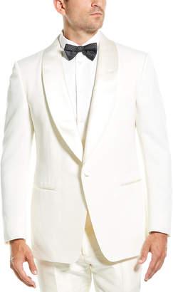 Tom Ford Windsor Wool & Mohair-Blend Tuxedo Jacket