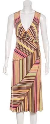 Missoni Wool-Blend Midi Dress