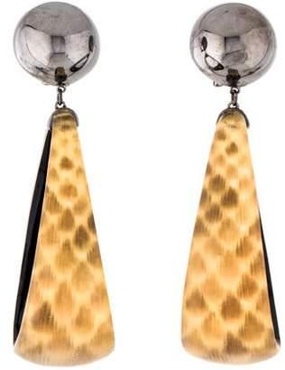 Alexis Bittar Lucite Drop Earrings