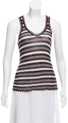 Etoile Isabel Marant Knit Patterned Top