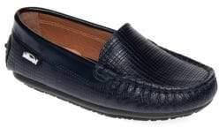 Venettini Kid's Leather Mocassins