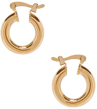 The M Jewelers NY Small Ravello Hoops