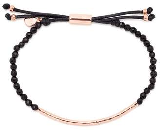 Gorjana Rose Gold-Tone Beaded Bracelet