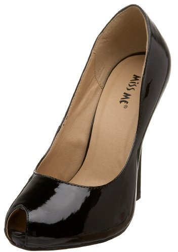 Miss Me Women's Valenti-2 Peep Toe Pump