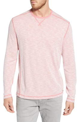 Tommy Bahama Barrier Beach Flip Crewneck T-Shirt