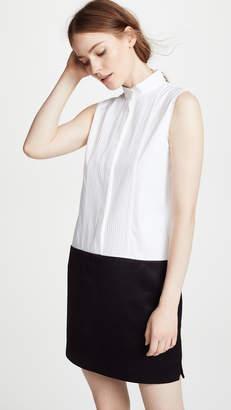 Victoria Beckham Victoria Half Shirt Dress