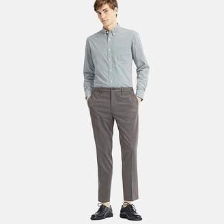 Uniqlo Men's Ezy Ankle-length Pants (stripe)