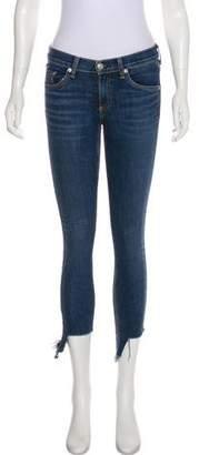Rag & Bone Hampton Low-Rise Jeans