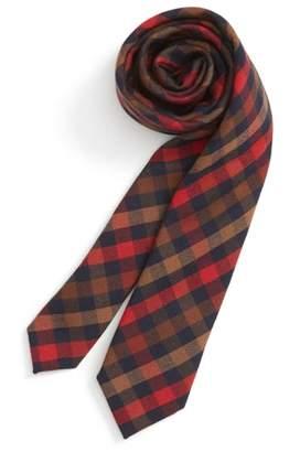 Nordstrom Plaid Tie