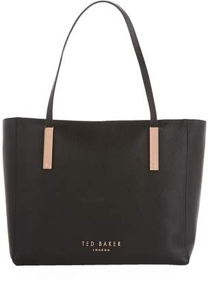 Ted Baker Sarahh Leather Shopper Bag