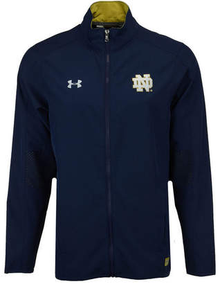Under Armour Men's Notre Dame Fighting Irish Sideline Charger Warm-Up Jacket