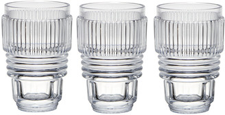 Diesel Machine Collection - Glasses - Set of 3 - Large