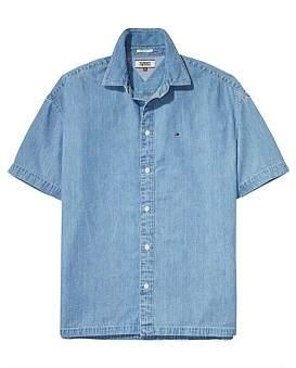 Tommy Jeans Tjm Summer Denim Shirt