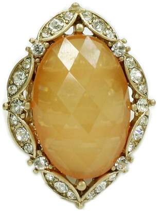 JOOLZ Orange Stone Ring