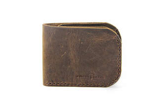 Colsenkeane Leather No. 817 Crazy Horse Bifold Wallet