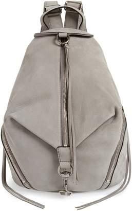 Rebecca Minkoff Julian Nubuck Leather Backpack