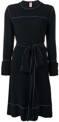 Marni belted sweater dress