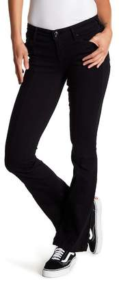 True Religion Nikki Midrise Flare Jeans