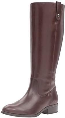 Lauren Ralph Lauren Women's Masika Wide Calf Riding Boots