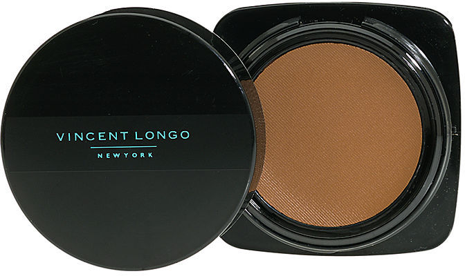 Vincent Longo Water Canvas Creme-To-Powder Foundation, Mahogany