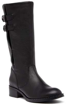 Kenneth Cole Gentle Souls by Brian Leather Tall Boot