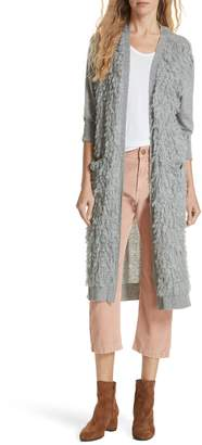 The Great Loop Knit Long Cardigan