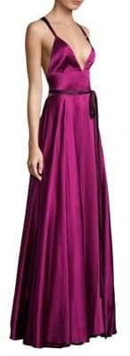 Milly Monroe V-Neck Dress