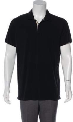 Burberry Knit Polo Shirt