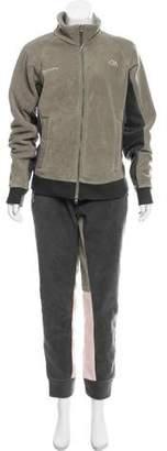 Kith x Columbia Fleece SweatPants Set